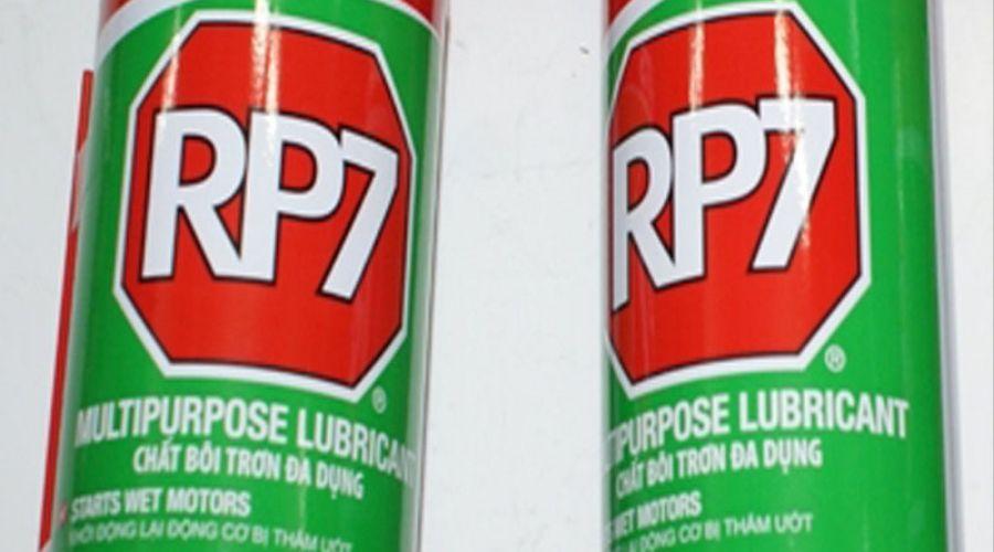 Chất Tẩy Rỉ Sét Kim Loại RP7