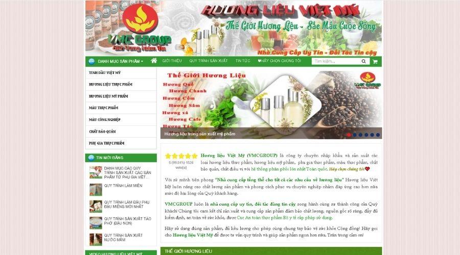 Hương Liệu Việt Mỹ