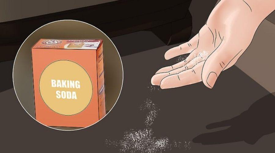 Khử Mùi Ô Tô Baking Soda