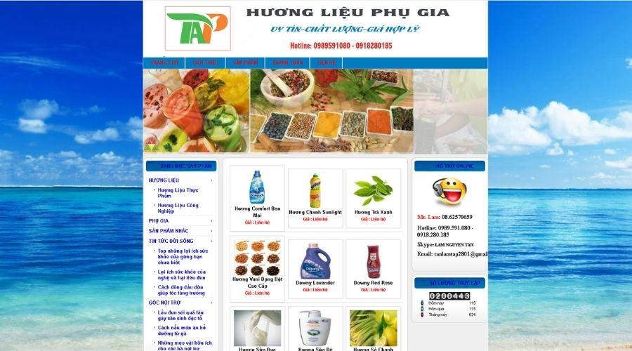 Mua Tinh Mùi Sữa Dê TPHCM Tại Công Ty Thiên An Phát