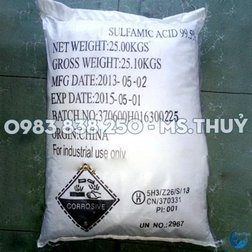 Acid Sulfamic