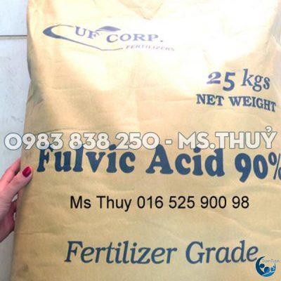 Axit Fulvic 90%