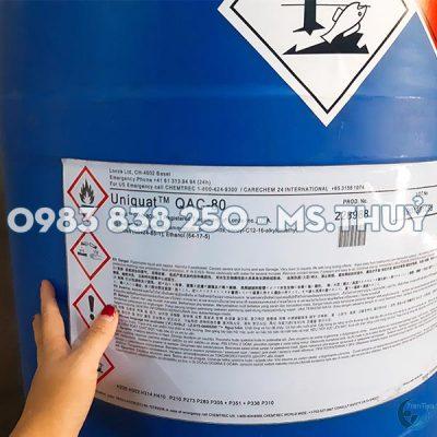 Benzalkonium Chloride Mỹ