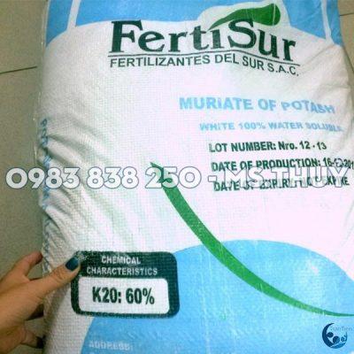 Potassium Chloride Peru