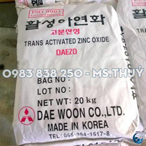 Trans Actived Zinc Oxide