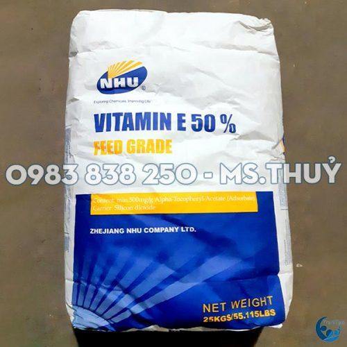 Vitamin E Thủy Sản