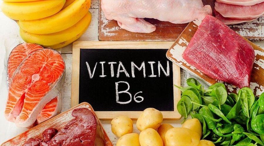 Vitamin B6 Là Gì